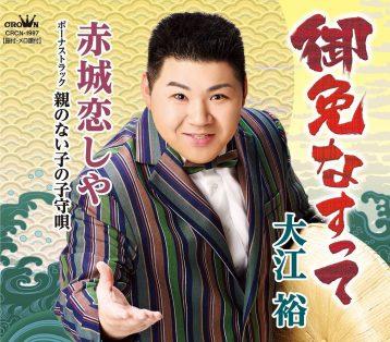 この画像は、このサイトの記事「大江裕 御免なすって 無料音楽視聴動画まとめ YouTube」のイメージ写真画像として利用しています。